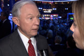Sen. Sessions reacts to Trump's NATO comments