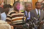 Son of Alton Sterling: 'My father was a...