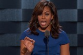 11 FLOTUS moments that fired up the DNC