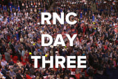 Highlights from Day 3 of the RNC