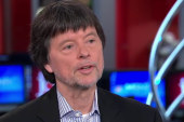 Ken Burns says Trump 'glaringly unqualified'
