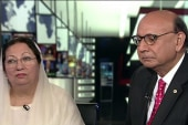 Khizr Khan: 'Disrespect has limits'