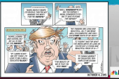 Doonesbury's Garry Trudeau saw Trump coming