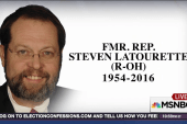 Fmr. GOP Rep. Steve LaTourette passes away