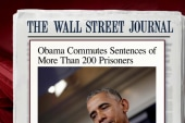 Obama commutes sentences of 214 inmates