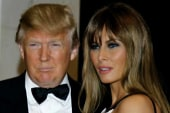 Questions on Melania Trump immigration story