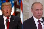 Ex-CIA chief claims Putin baited Trump