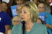 Clinton camp tries to put email issue...