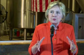 Clinton: We must grow small businesses