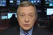Durbin admits congressional challenge ahead
