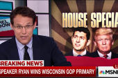 Speaker Ryan wins his primary in Wisconsin