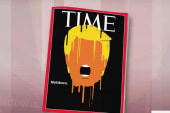 Time puts Trump's 'meltdown' front and center