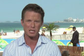 Billy Bush on whether be buys Lochte's story