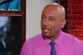 Montel Williams moves from Kasich to Clinton