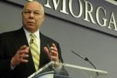 Gen. Powell's office responds to Clinton...