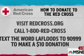 How to help Red Cross efforts on Louisiana