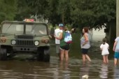 Louisiana flood damage still being assessed