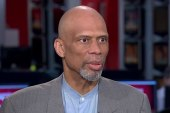 NBA legend tackles racism, inequality