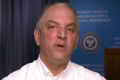 Louisiana Governor: 'I Asked' President...
