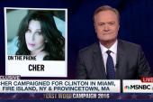 Exclusive: Cher talks campaigning for Clinton