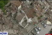Italian crews race to rescue more from rubble