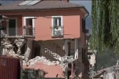 Earthquake death toll climbs in Italy