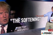 Breaking down Trump's 'softening' on...