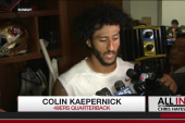 Trump suggests Kaepernick move out of U.S.