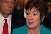 GOP Senator Collins: 'I cannot support Trump'