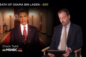 Chuck Todd on the Death of Osama Bin Laden