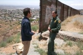 Fence not needed at parts of Mexico border