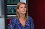 Katy Tur details her time on the Trump trail