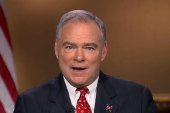 Tim Kaine on Trump, immigration, email server