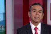 Fmr. LA mayor on Clinton polling, Trump trip