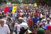 Millions protest in streets of Venezuela