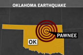 Strong earthquake rocks Oklahoma