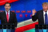 Debate prep begins for Trump and Clinton