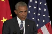 Obama: We don't want cyber war to escalate