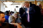 Trump, Clinton camps plan for road ahead