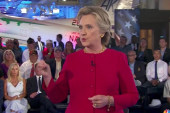 Clinton: Iraq war vote was 'my mistake'