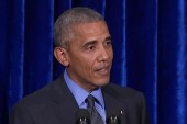 Obama calls China airplane snub 'overblown'