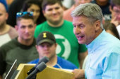 Johnson remark adds to 'dreary campaign year'