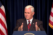 Pence compares Trump to Reagan