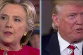 Clinton, Trump Struggle in NBC Forum