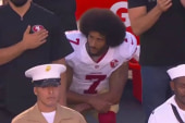 Will NFL players protest the National...