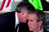 Bush advisor recalls telling Bush about 9...