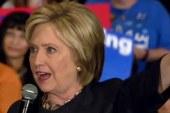 Clinton scarcely ahead in polls