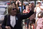 Hillary Clinton comments on 'overheating'
