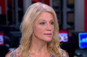 Kellyanne Conway: Use of 'deplorables'...
