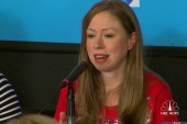 Chelsea Clinton: break 'historic stereotypes'
